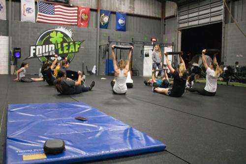 Four Leaf Crossfit Training